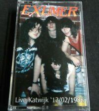 EXUMER - Live in Katwijk 12/02/1988. Tape