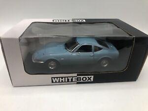 Opel 1900 GT Azzurro Whitebox 1/24 Mint Box 1.24 (A)