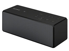 Sony SRS-X3 Portable NFC Bluetooth Wireless Speaker (Black) with Speakerphone