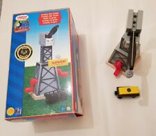 Thomas Tank & Friends MOUNTAIN CRANKY THE CRANE WOOD WOODEN BOXED LEARNING CURVE