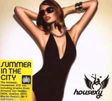 ♫ 2 CD MIXED BY HOUSEXY SUMMER IN THE CITY RESIDENT RICHARD MURRAY ♫