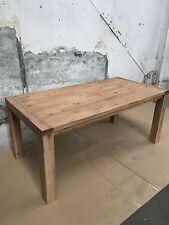 NEU Esstisch Akazie Massiv Holz Tisch Esszimmertisch Esszimmer 140x80 cm