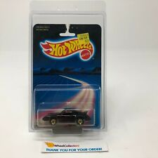 P-911 Turbo 3968 * Black * Hot Wheels 1986 Hong Kong * JC27