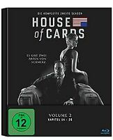 House of Cards - Die komplette zweite Season (4 Discs) [B...   DVD   Zustand gut