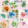 40X Kawaii Stickers Perfume Bottle Scrapbooking Labels Stickers Decor Paper DIY