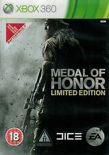 Medal of Honor Limited Edition,  Xbox 360 game complete, Used