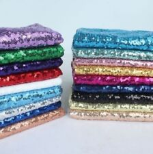 Sequin Fabric Sparkly Shiny Bling Material Cloth 130cm Wide Sample 1, 1/2 metre