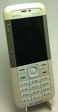 White NOKIA 5310 UNLOCKED GSM Triband Bluetooth 2 MP Camera Worldphone