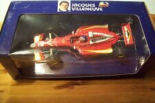1/18 WILLIAMS MECACHROME FW20 1998  JACQUES VILLENEUVE