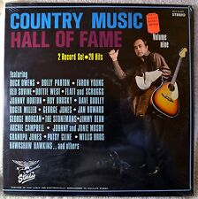 Country Hall of Fame Vol 9 SEALED LP Starday Buck Owens Dolly Parton Patsy Cline