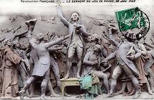 CPA Révolution Française - Le Serment du Jeu de Paume (20 Juin 1789) 1911