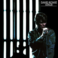 David Bowie - Stage - Live (2CD 2005) NEW
