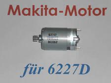 MAKITA MOTOR für AKKUBOHRSCHRAUBER   6227D - 12V   Makita Nr. 629787-1  - NEU -