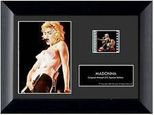 Film Cell Genuine 35mm Framed & Matted Madonna Provocative Special Edition 2678