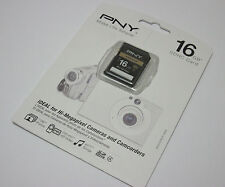 PNY 16G SDHC SD card for canon PowerShot 510 S100 SD4500 SX150 SX230 G12 camera
