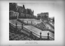 Diseño de jardín en Italia. VILLA TORLONIA FRASCATI. Bosco!