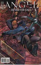 Angel After The Fall #4 comic book Season 6 Tv show series Gunn Joss Whedon Fine