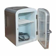 Dc 12V Ac 110 Portable Mini Fridge Cooler Breast Milk Medication Lunch Skincare