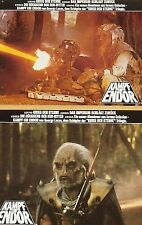 EWOKS - The Battle for Endor - Lobby Cards Set - George Lucas, Carel Struycken