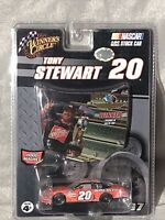 Tony Stewart #20 Home Depot Indy Win Raced Version 1:64 Motorsports Authentics