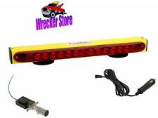 "Towmate TM22Y -4 Lifetime Warranty 22"" Wireless Tow Light Bar Yellow ""Sun Light"""