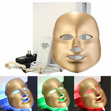 Skin Rejuvenation 3 Color Light Photodynamic PDT LED Facial Mask Anti Aging Mask