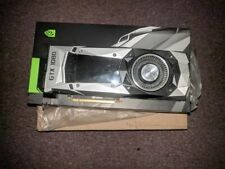 NVIDIA GeForce GTX 1080 Founders Edition 8GB GDDR5 SDRAM PCI Express 3.0