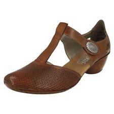 Velcro Formal Block Heels for Women