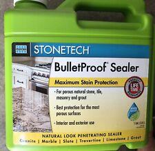 StoneTech BulletProof Stone Sealer, 1-Gallon Container (1 Gallon)