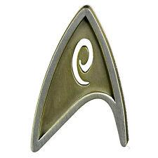 Star Trek Beyond Starfleet Operations Division Magnetic Badge NEW Cosplay Toys