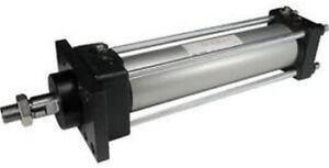 SMC ACNL-X2-50X100 Tie Rod Air Pneumatic Cylinder, 50mm Bore, 100mm Stroke