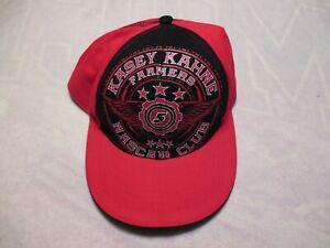 Kasey Kahne Farmers Nascar Club #5 Snapback hat cap new oldstock sample Hendrick