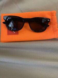 (x) Ray-Ban JR RJ9052S 48mm Child Rectangle Sunglasses