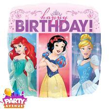 Princesse Disney Dream Big Joyeux Anniversaire Ballons Métalliques Filles Pièce