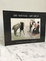 Catálogo De Venta Art Nuevo - Art Deco Rive Izquierdo 24 Febrero 1979