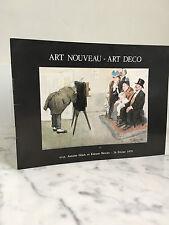 Catalogue sales New Art - Art Deco Rive Gauche 24 February 1979