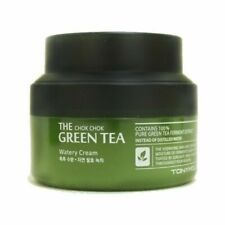 TONYMOLY The Chok Chok Green Tea Watery Cream 60ml / Korean Cosmetics