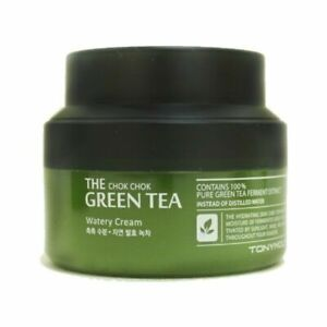 [TONYMOLY] The Chok Chok Green Tea Watery Cream 60ml