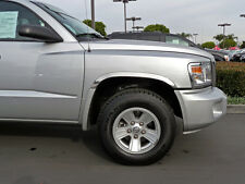 FENDER TRIM Stainless Steel FTDO202 For: DODGE DAKOTA NO OE FLARES 2005-2014