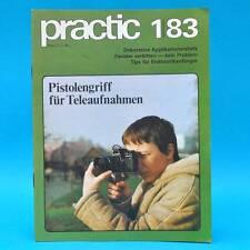 DDR practic 1/1983 Pistolengriff Würfelschlange Faschingsmasken Krokus 35 SL K