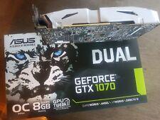 ASUS DUAL Nvidia Geforce GTX 1070 8GB Grafikkarte