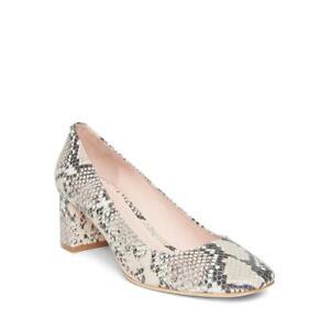 Kate Spade Womens Kylah Pink Leather Dress Pumps Shoes 7 Medium (B,M) BHFO 6429