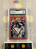 1989 Pro Set Thurman Thomas #32 Rookie - 10 GEM MINT GMA Graded Football Card