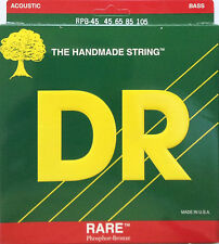DR RPB-45 Rare BASS Guitar Strings (45-105) medium gauge