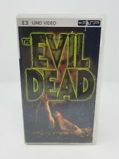 The Evil Dead (UMD, 2005)