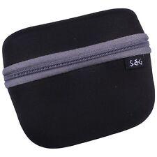 Navi Bag Tasche Stofftasche für TomTom 3,5 Zoll Schwarz
