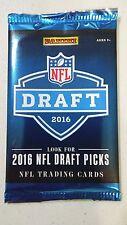 NFL DRAFT 2016  PANINI PACKS FROM CHICAGO DRAFT 5 PACK  Derrick Henry rc