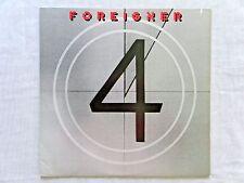 "Foreigner ""4"" 1981 Atlantic SD-16999 US Press Columbia House Reissue w/ Inner NM"