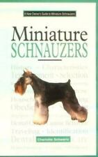 A New Owner's Guide to Miniature Schnauzers-ExLibrary