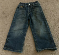 Vtg Toddler Chams Jean Company Kids Jeans Blue Jean Boys 3T
